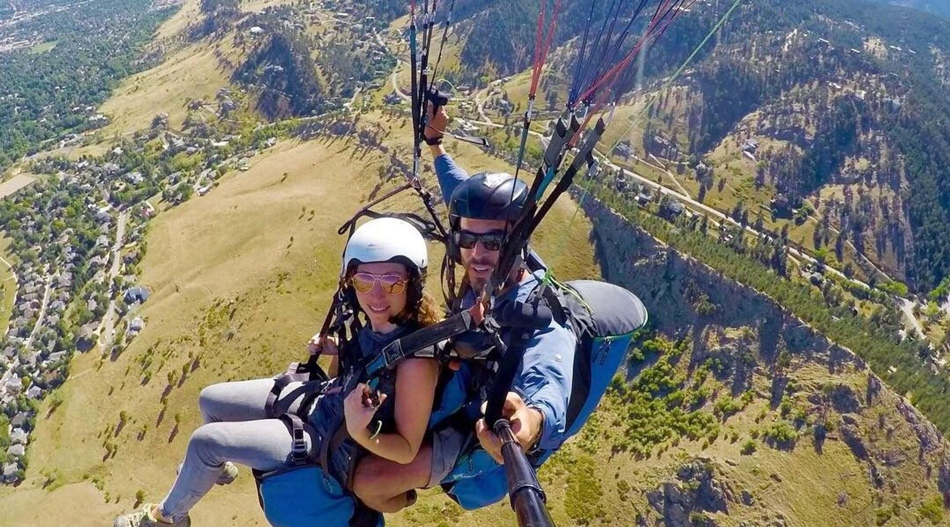 3-Day Paragliding Intro Class