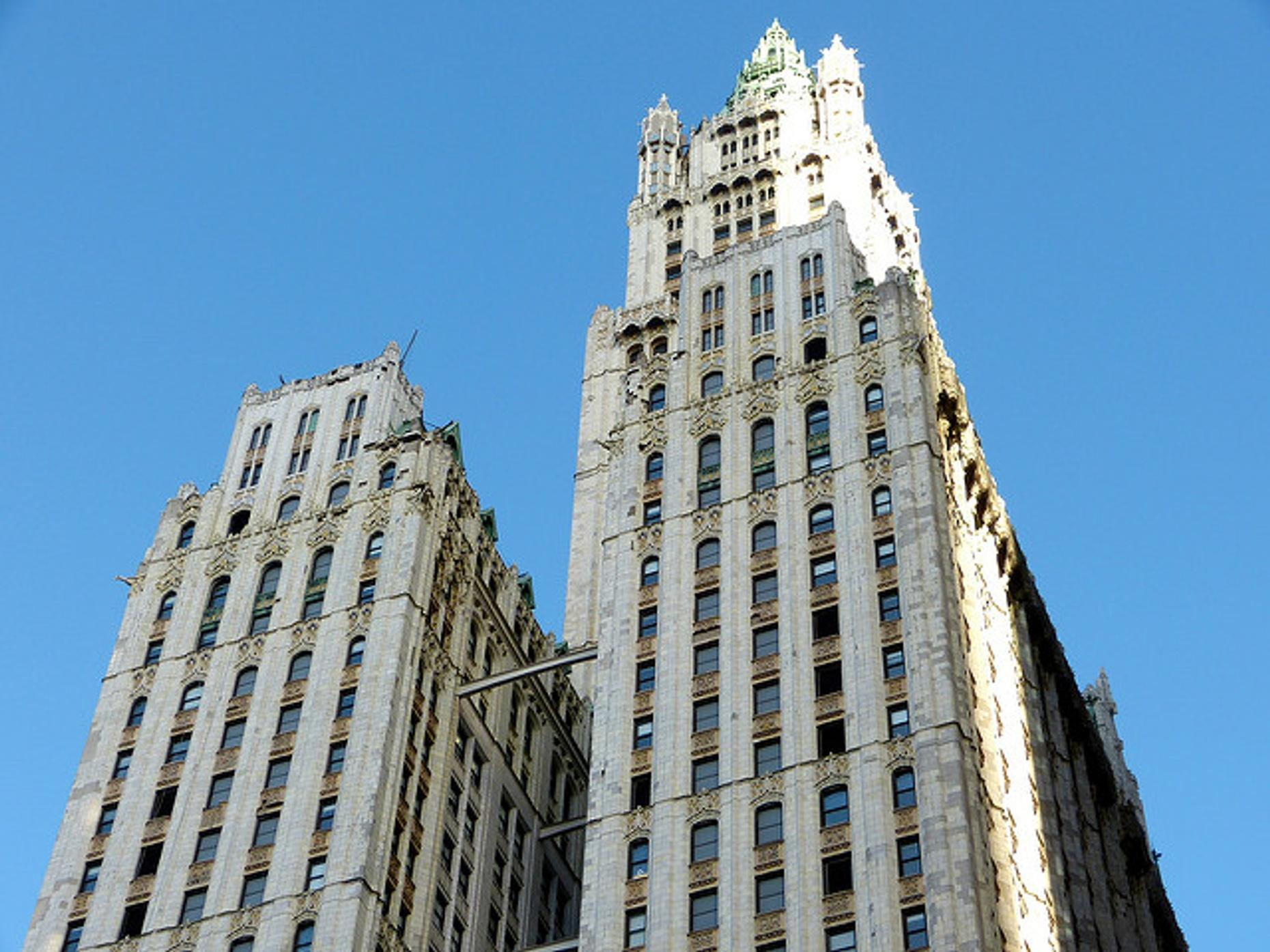 VIP Woolworth Building Tour