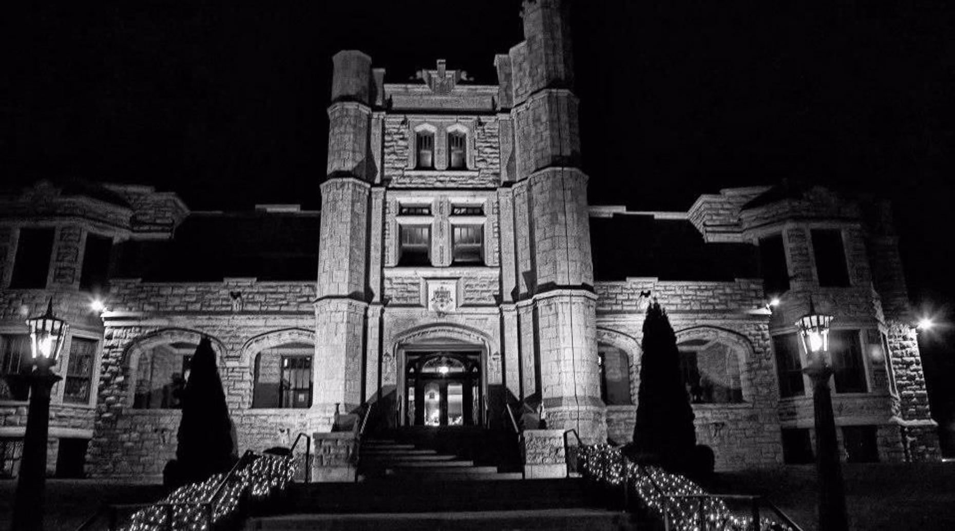 Ghost Tour at Pythian Castle in Springfield, MO