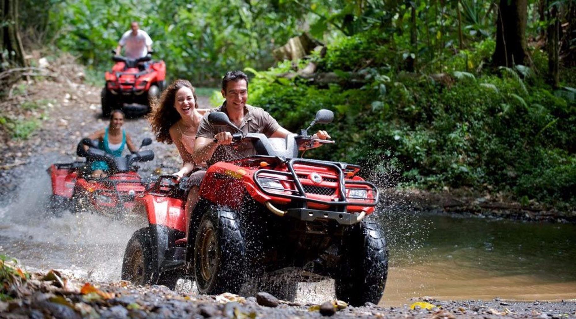 Maya Adrenaline Outdoor Jungle Adventure