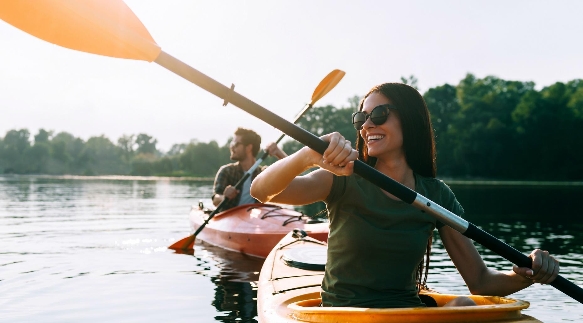 Kayak Rental on Saguaro Lake