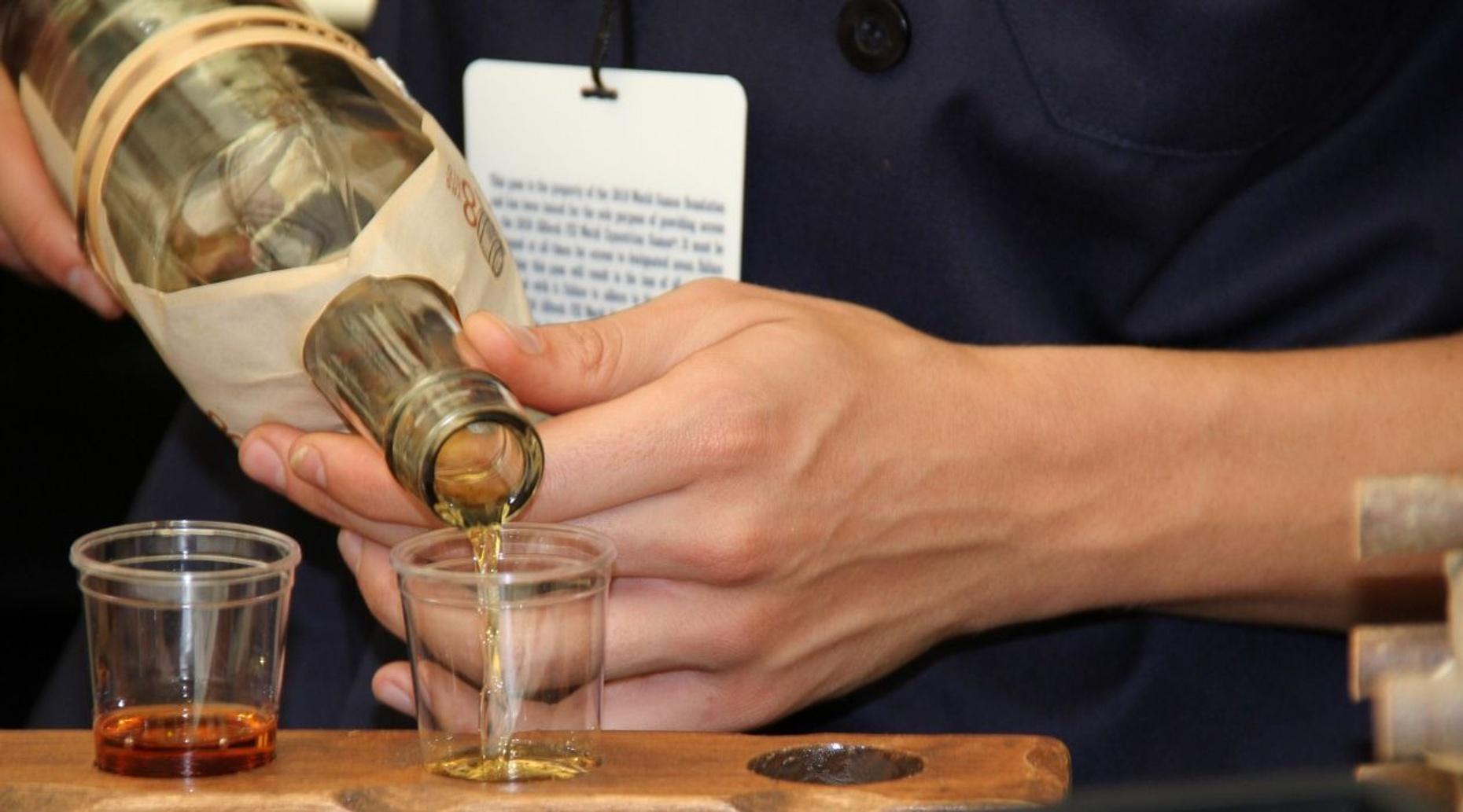 Whiskey Tasting Class in Brooklyn