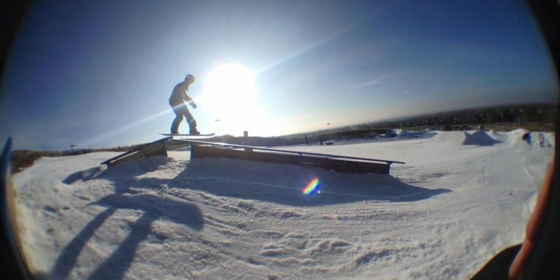 Midday Tubing, Snowboarding, and Skiing in Eagle