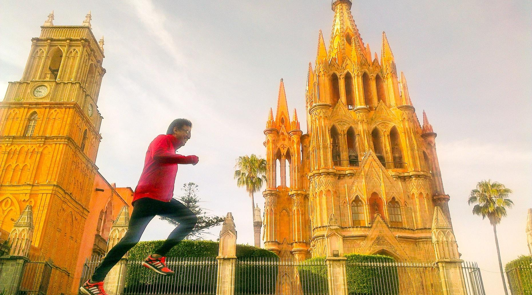 10K Running Tour in San Miguel de Allende