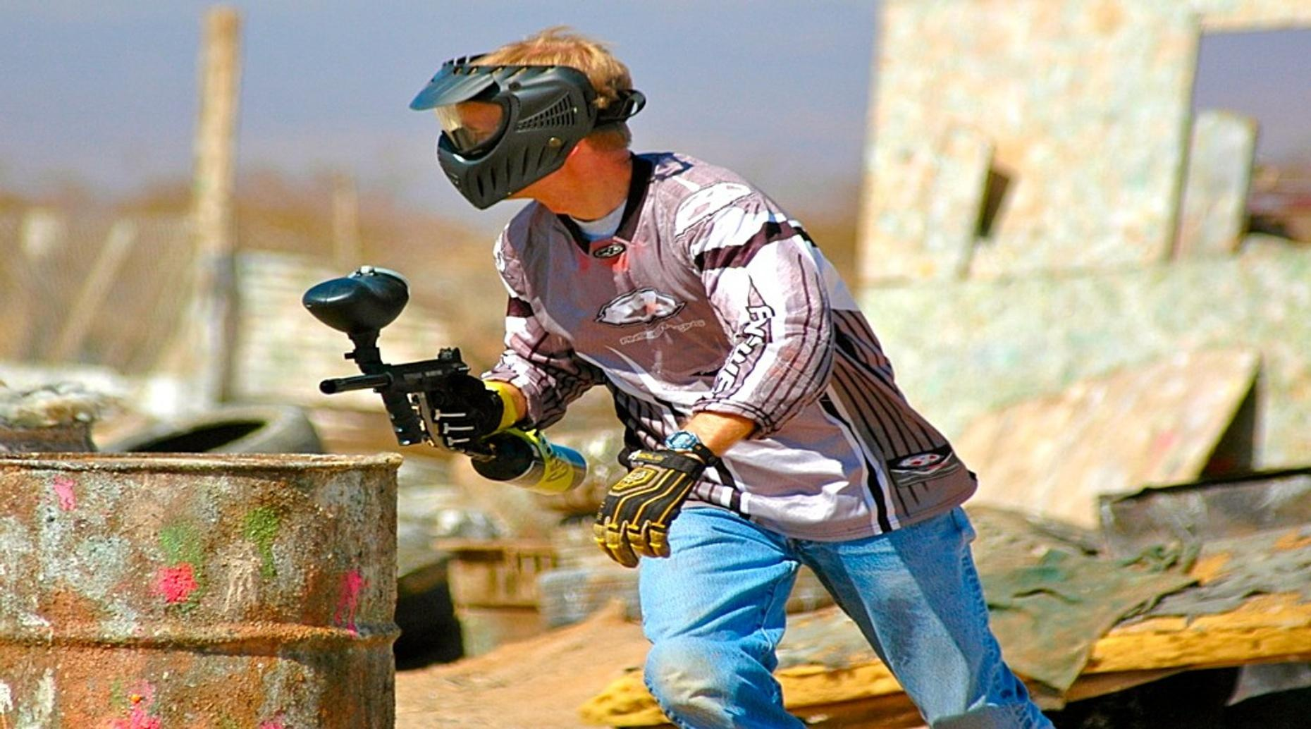 Airsoft Paintball OpenPlay