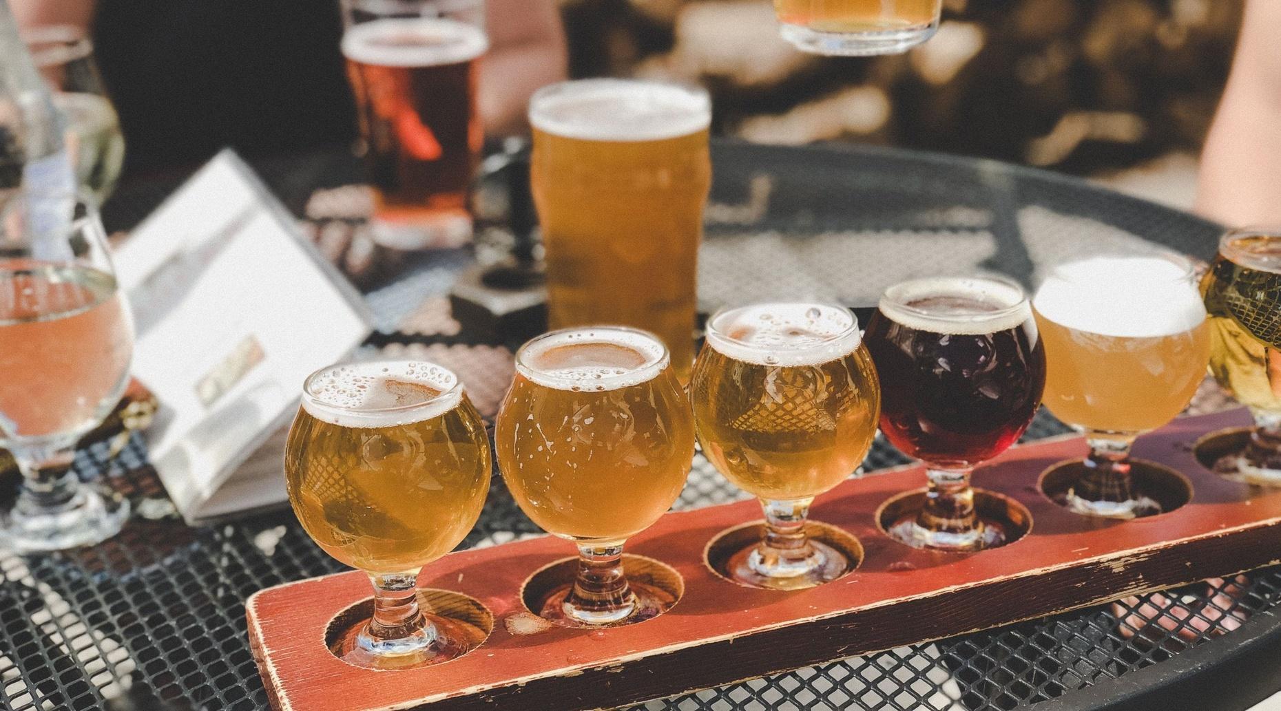 Craft Beer Tour in Las Vegas