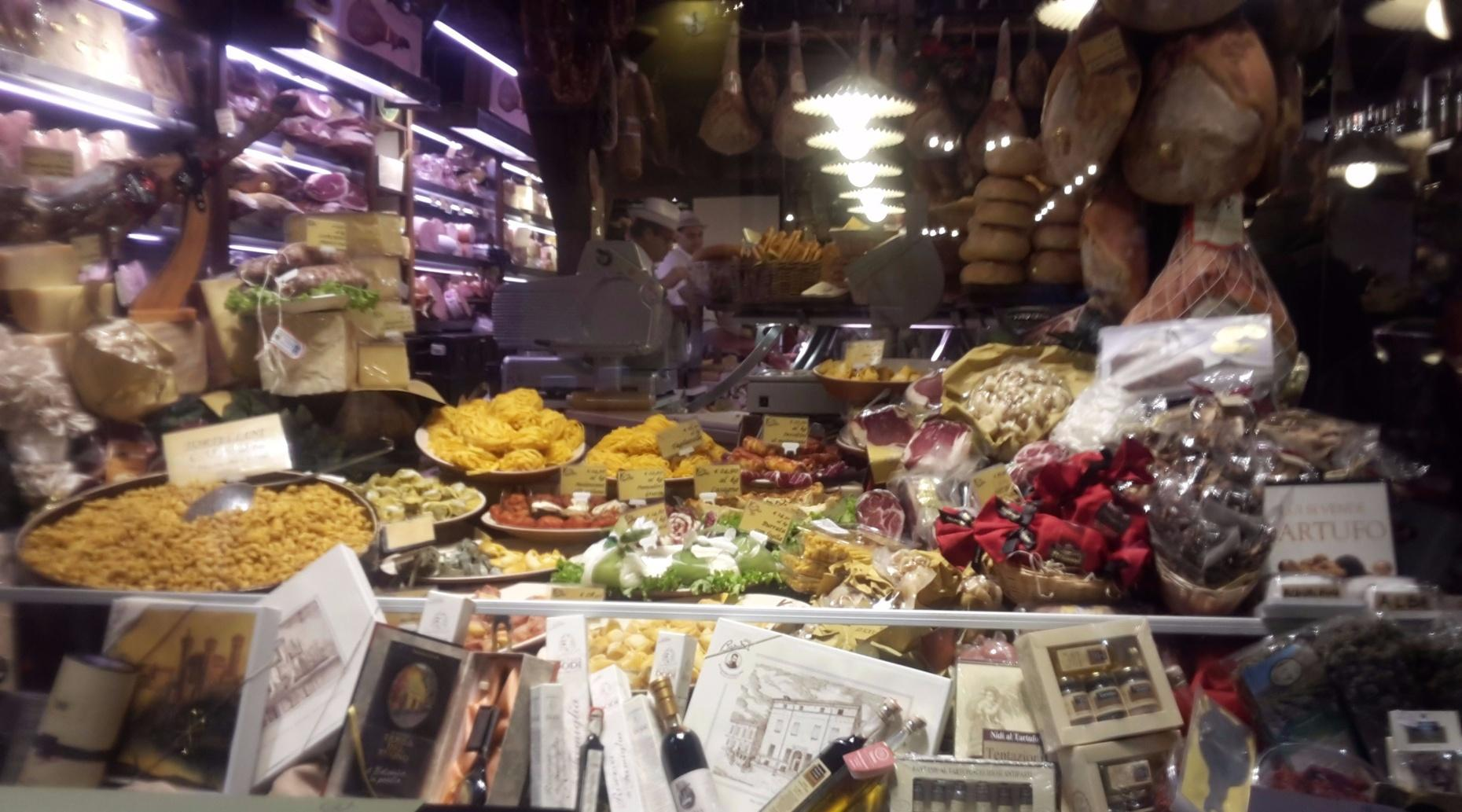 Guided Food & Walking Tour of Bologna