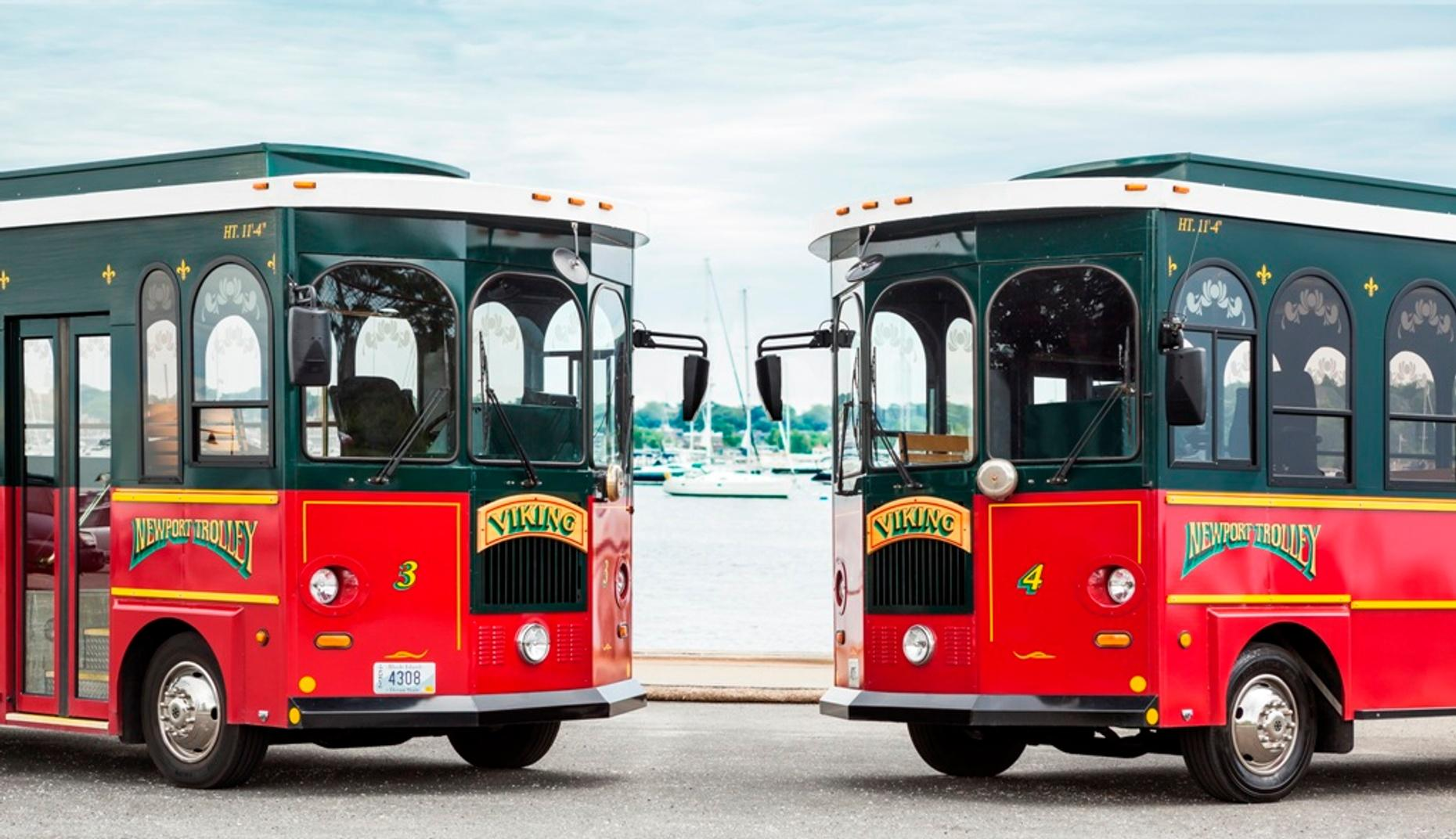 90-Minute Trolley Tour with Admission to Breakers