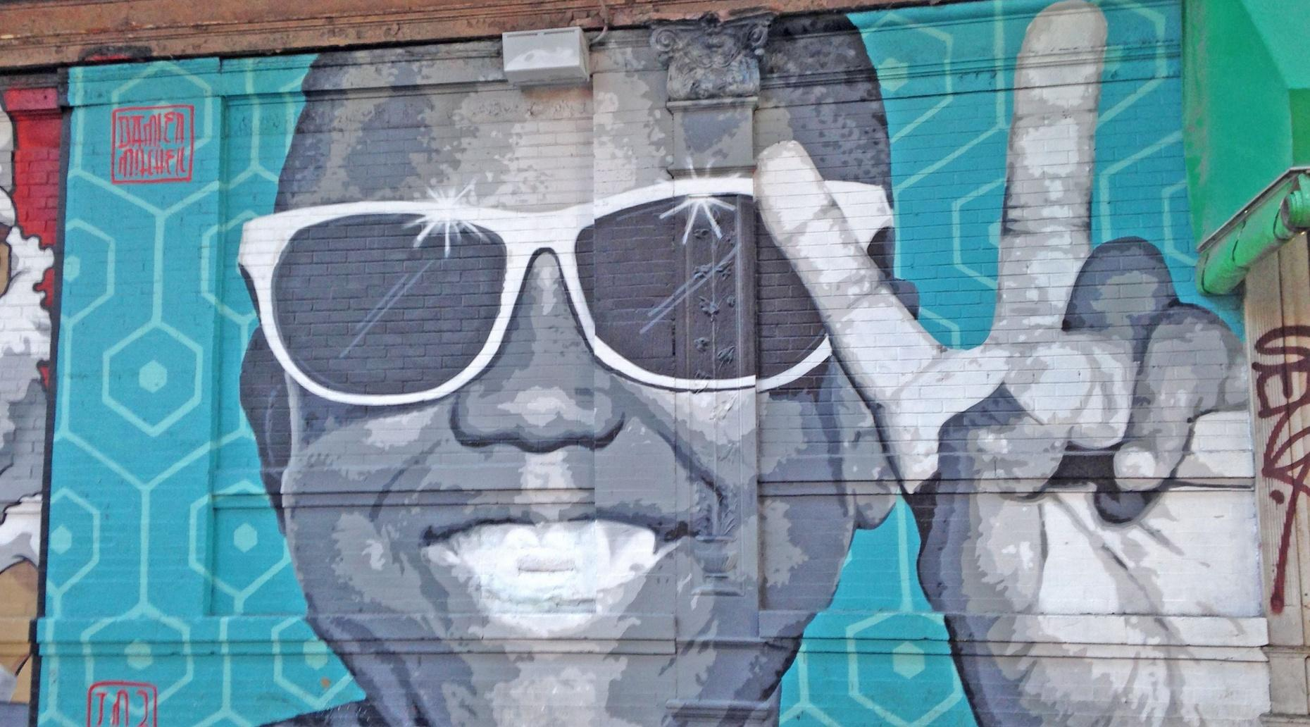 Brooklyn Graffiti & Street Art Walking Tour