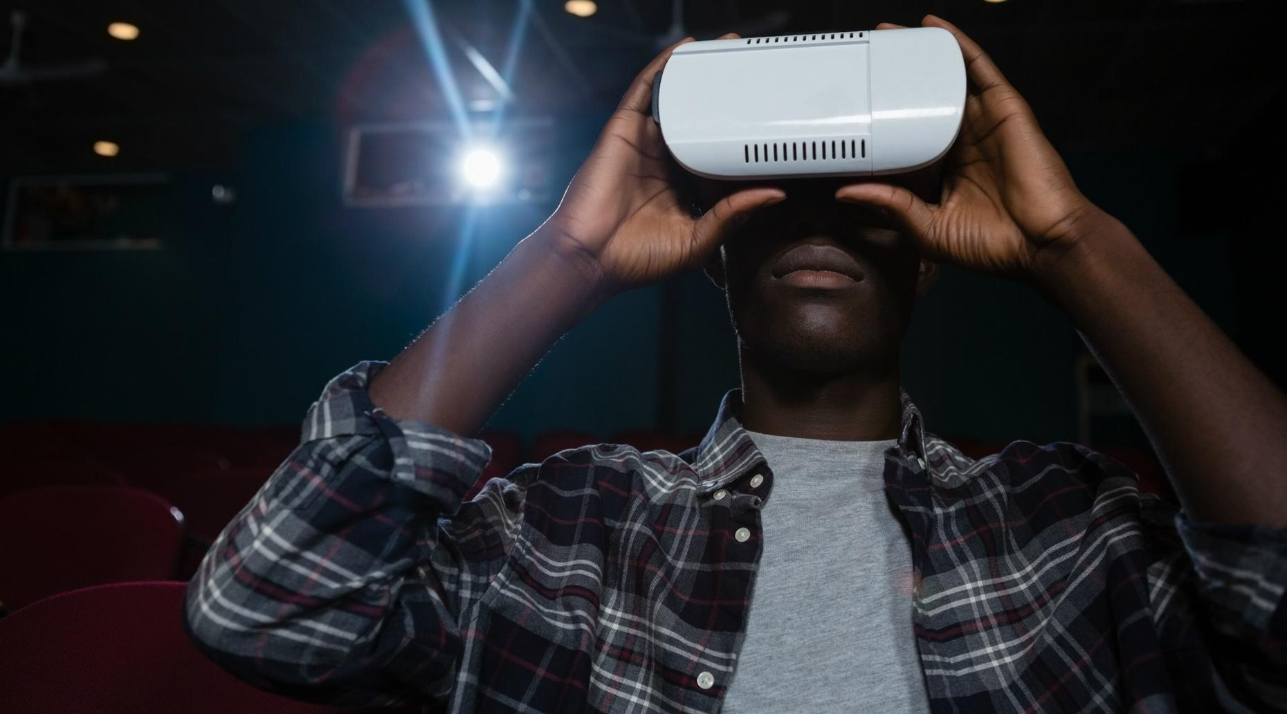 30 Minute Virtual Reality Experience