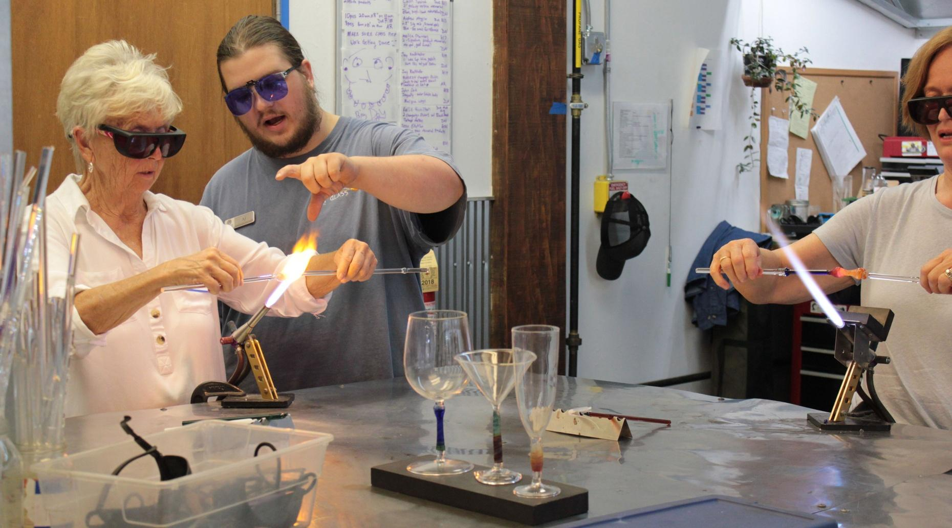 Wine Goblet Making Class