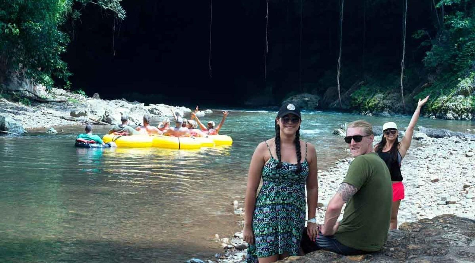 Cave Tubing and Belize Zoo Tour