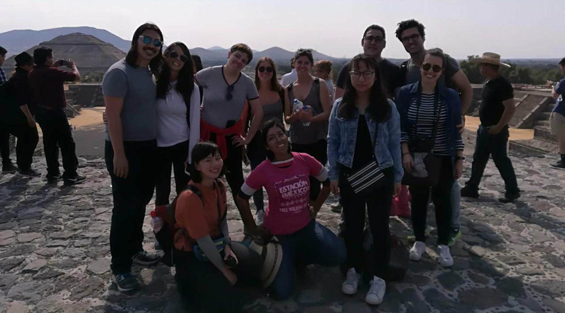 Teotihuacan Pyramids Tour