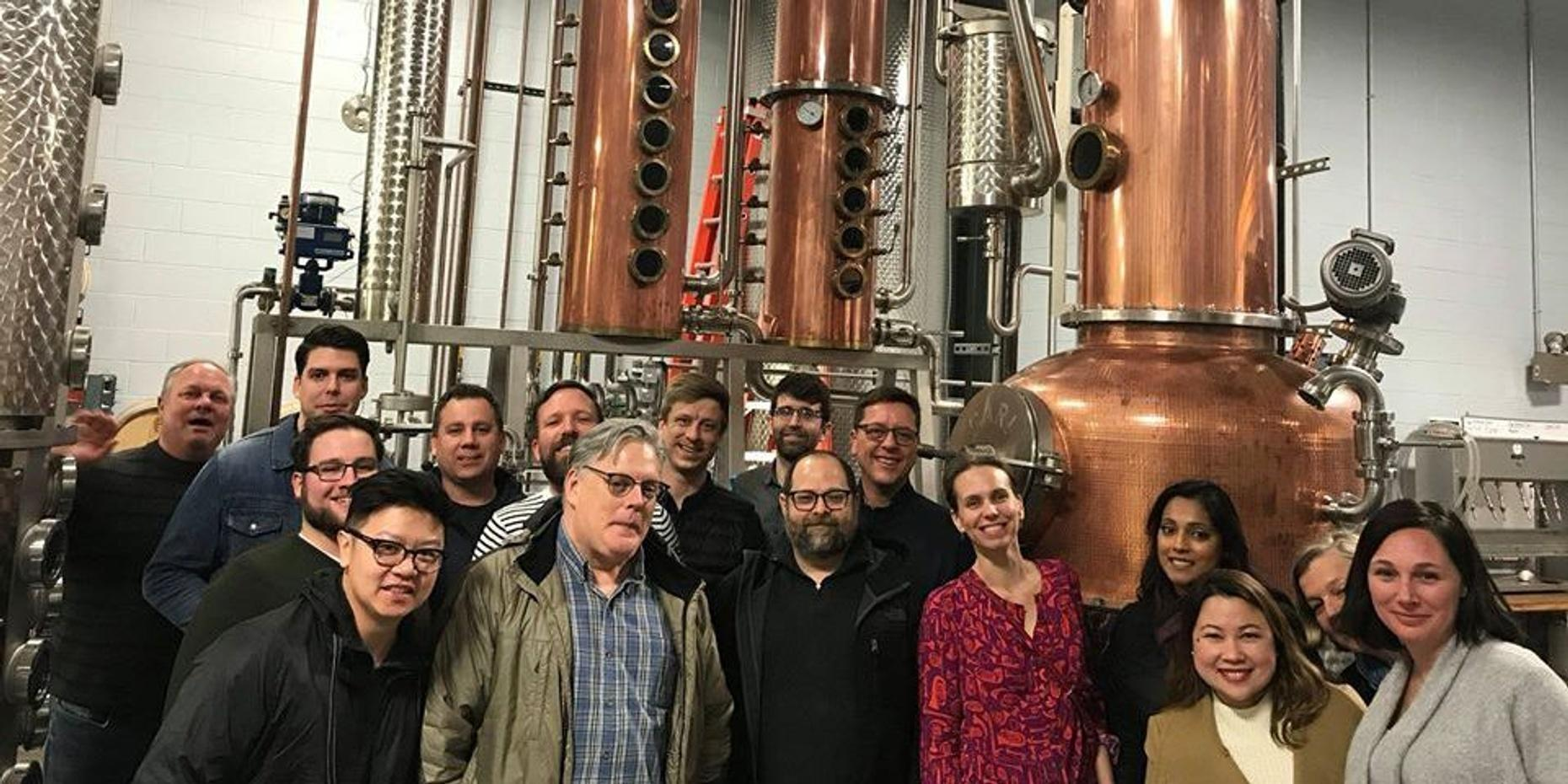 15-Minute Distillery Tour in Chapel Hill