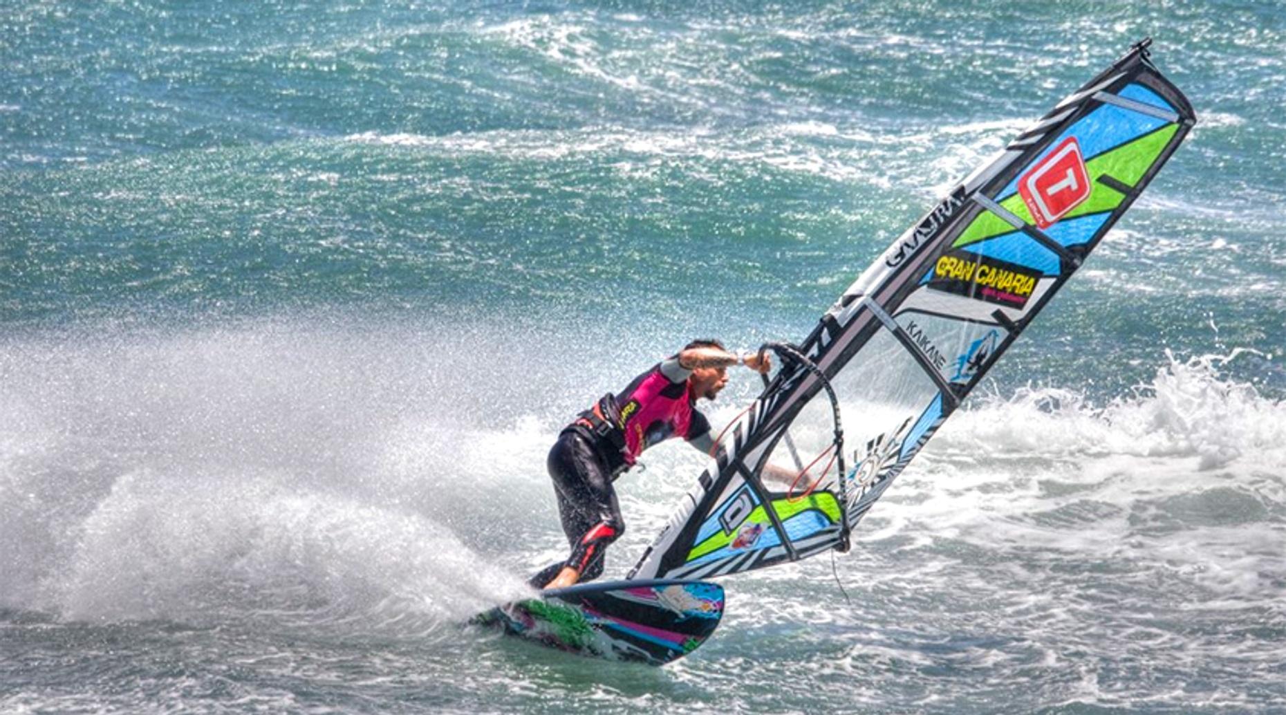 Jersey Beginner Windsurfing Lesson