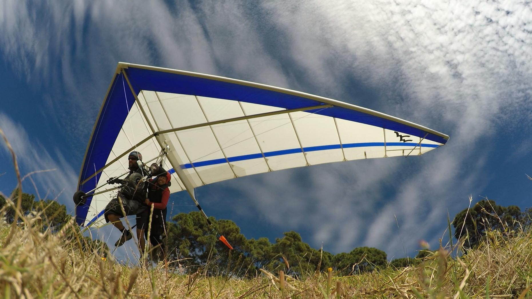 Valle de Bravo Hang Gliding Adventure