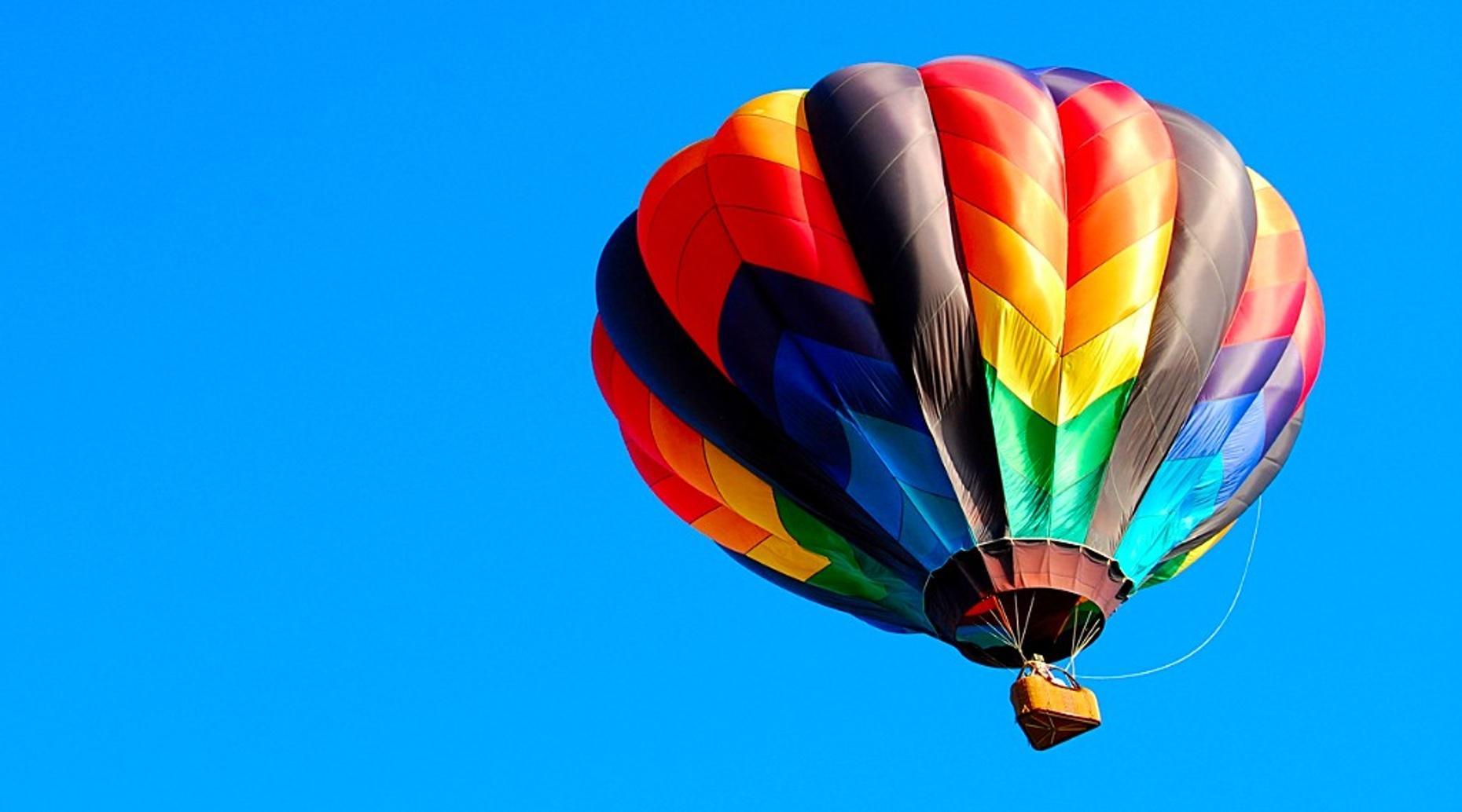 Hot Air Balloon Tour in Mexico City