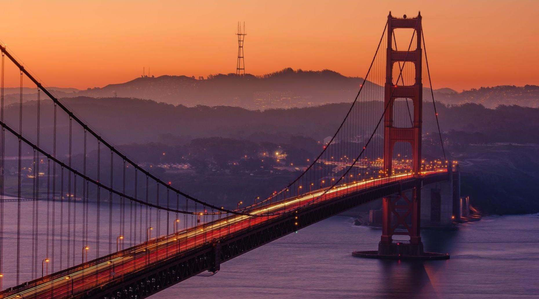 Six-Hour Private Driving Tour in San Francisco