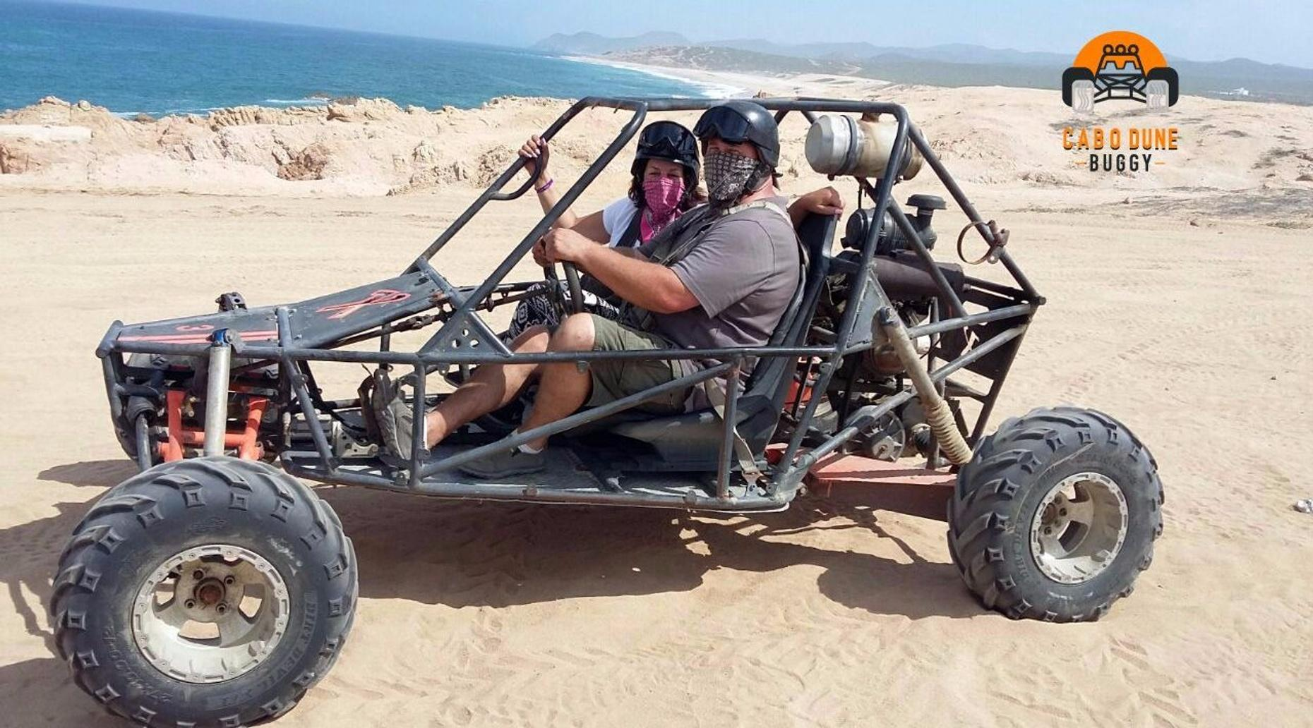 Cabo Beach & Desert Dune Buggy Adventure