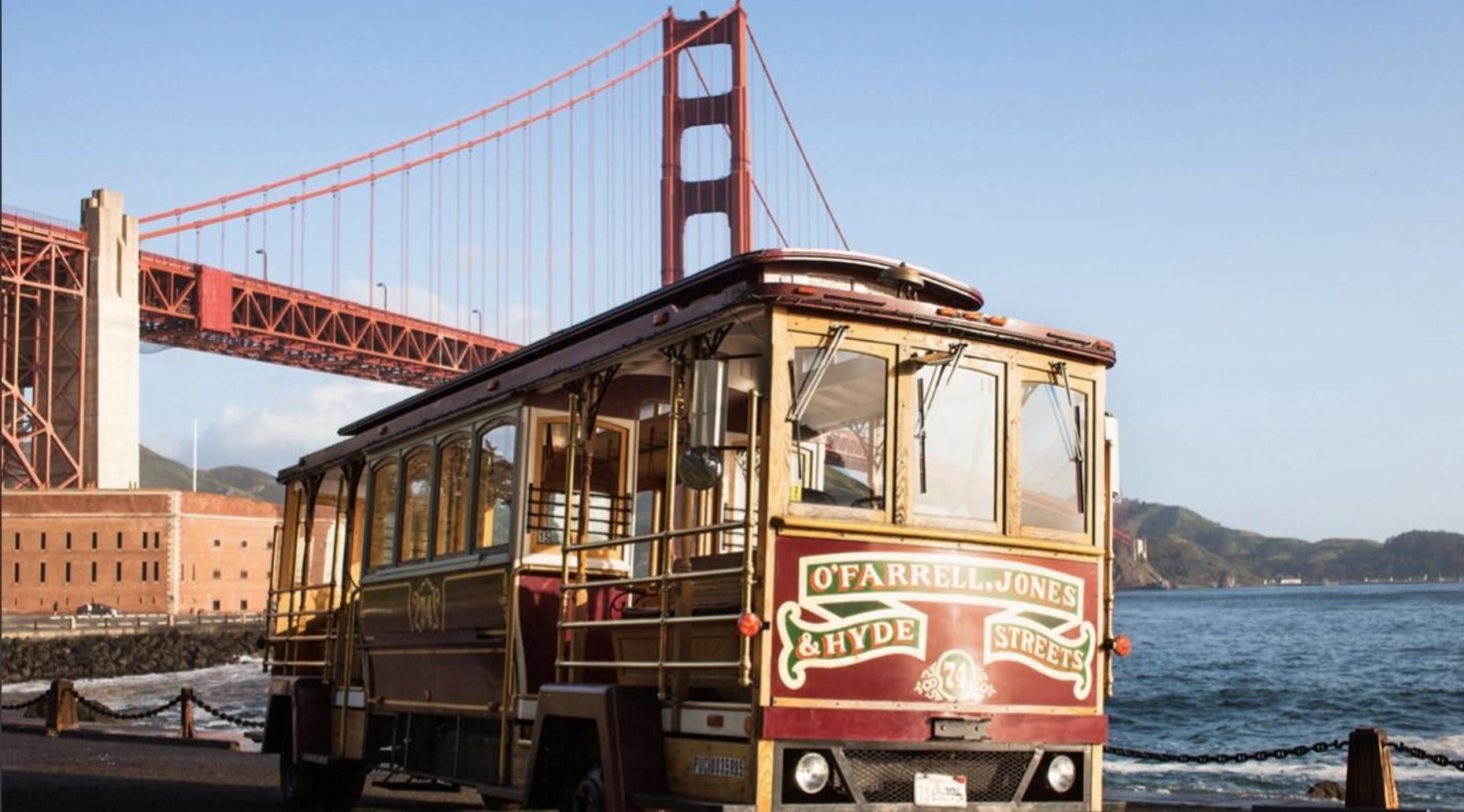 VIP Early Access Alcatraz Cable Car Tour
