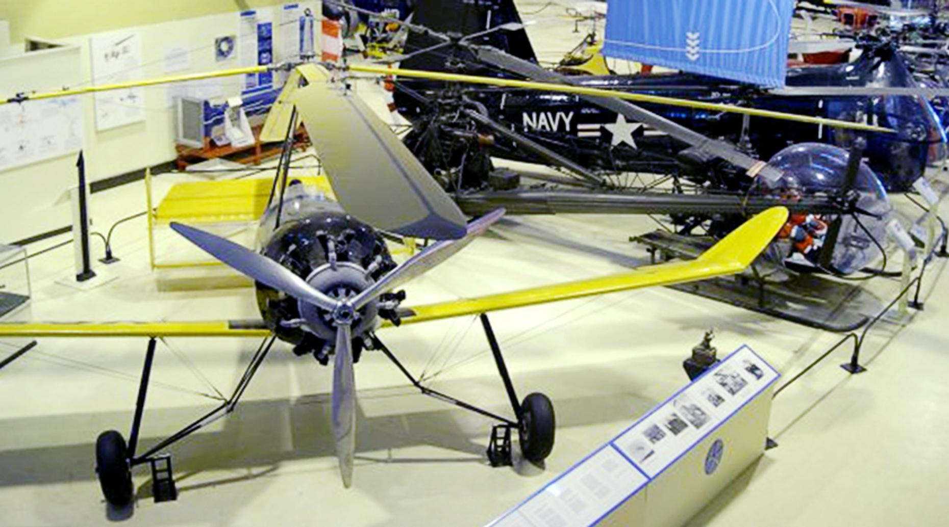 West Chester Helicopter Museum Admission