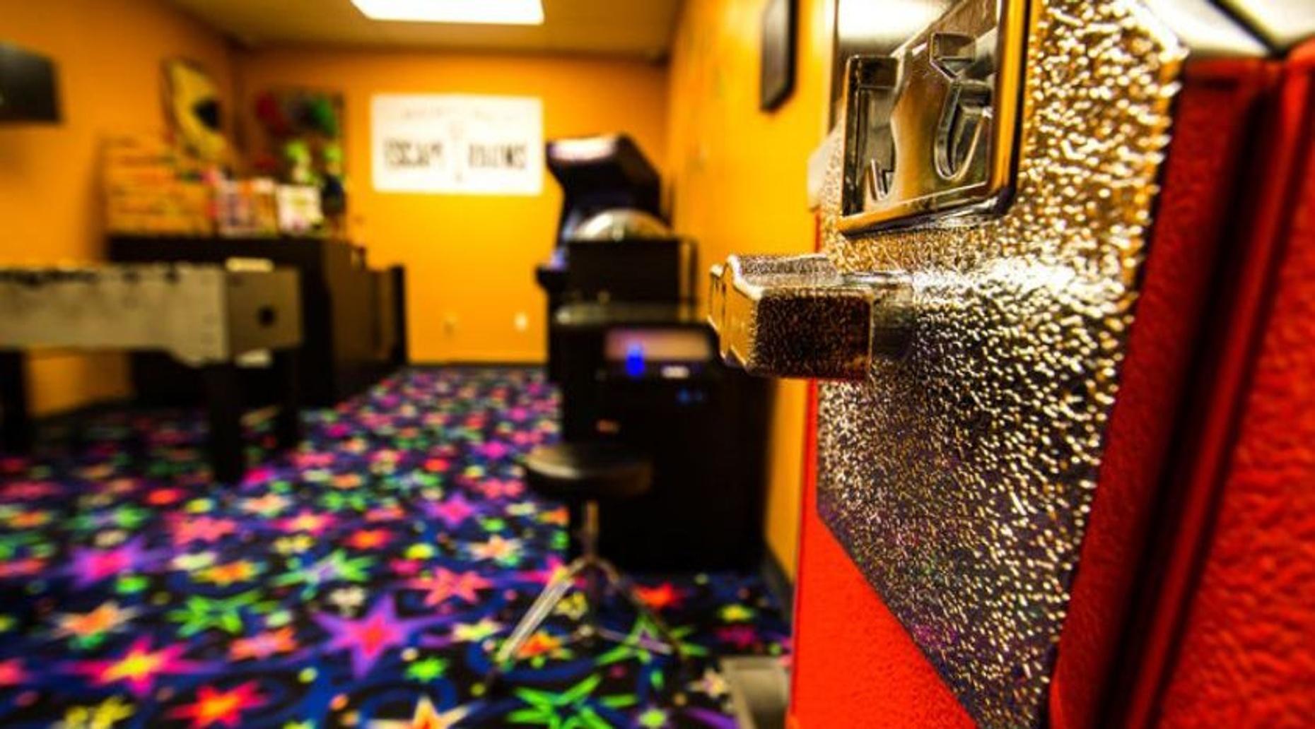 Arcade Escape Game Challenge in Beaverton