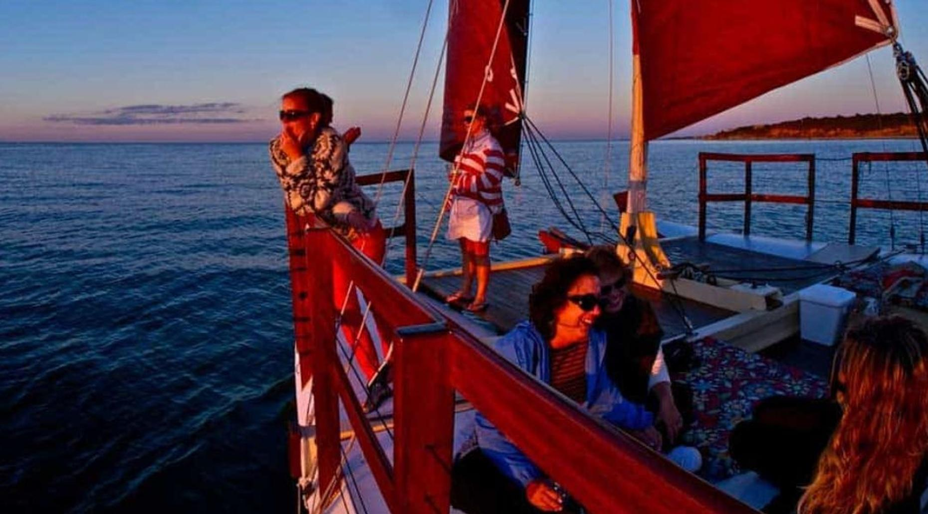 Montauk Sunset Sail