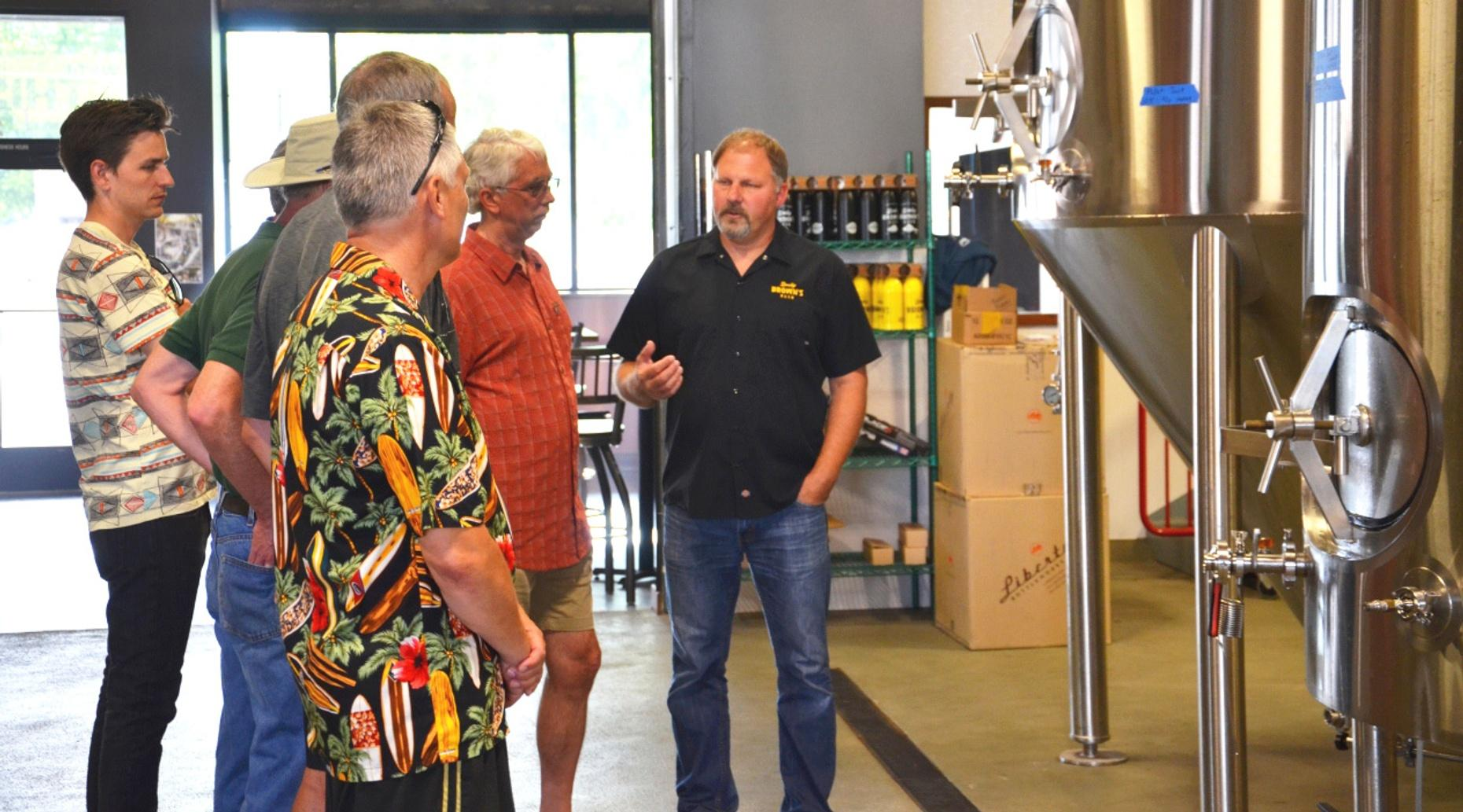 Guided Brewery Tour & Lesson in Milwaukee