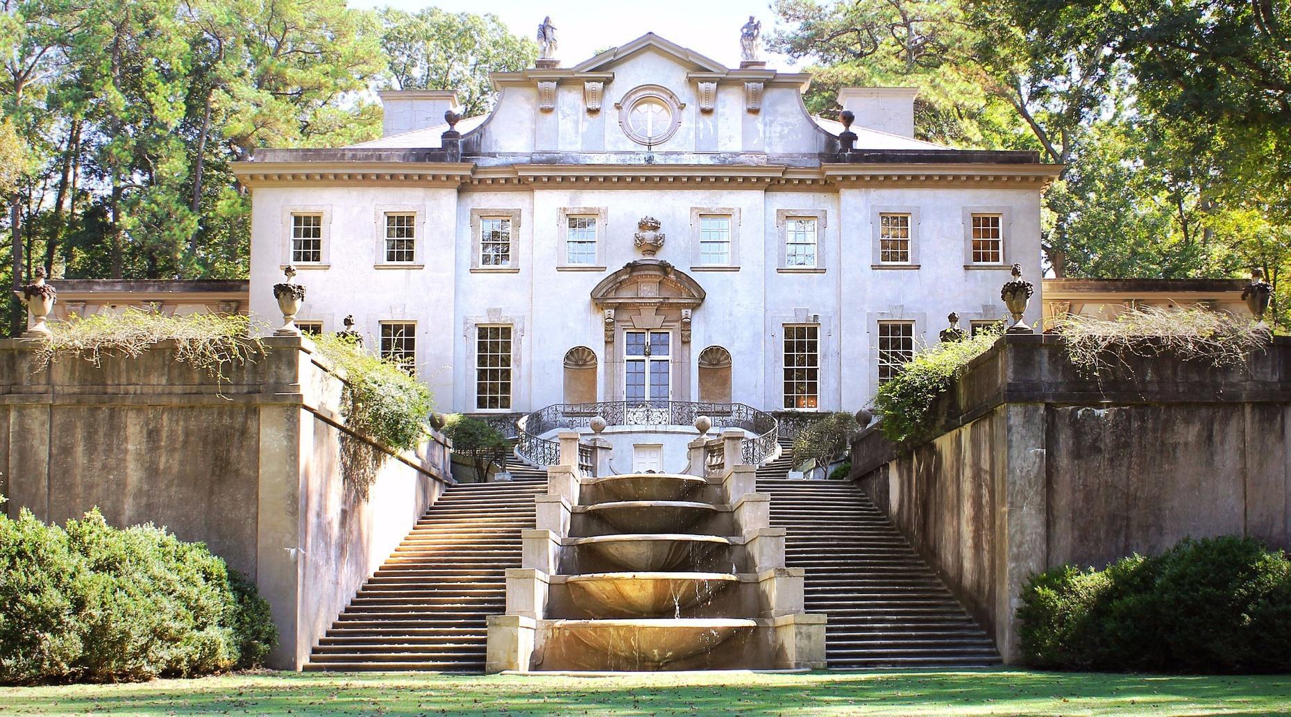 Historical Homes Tour in Atlanta