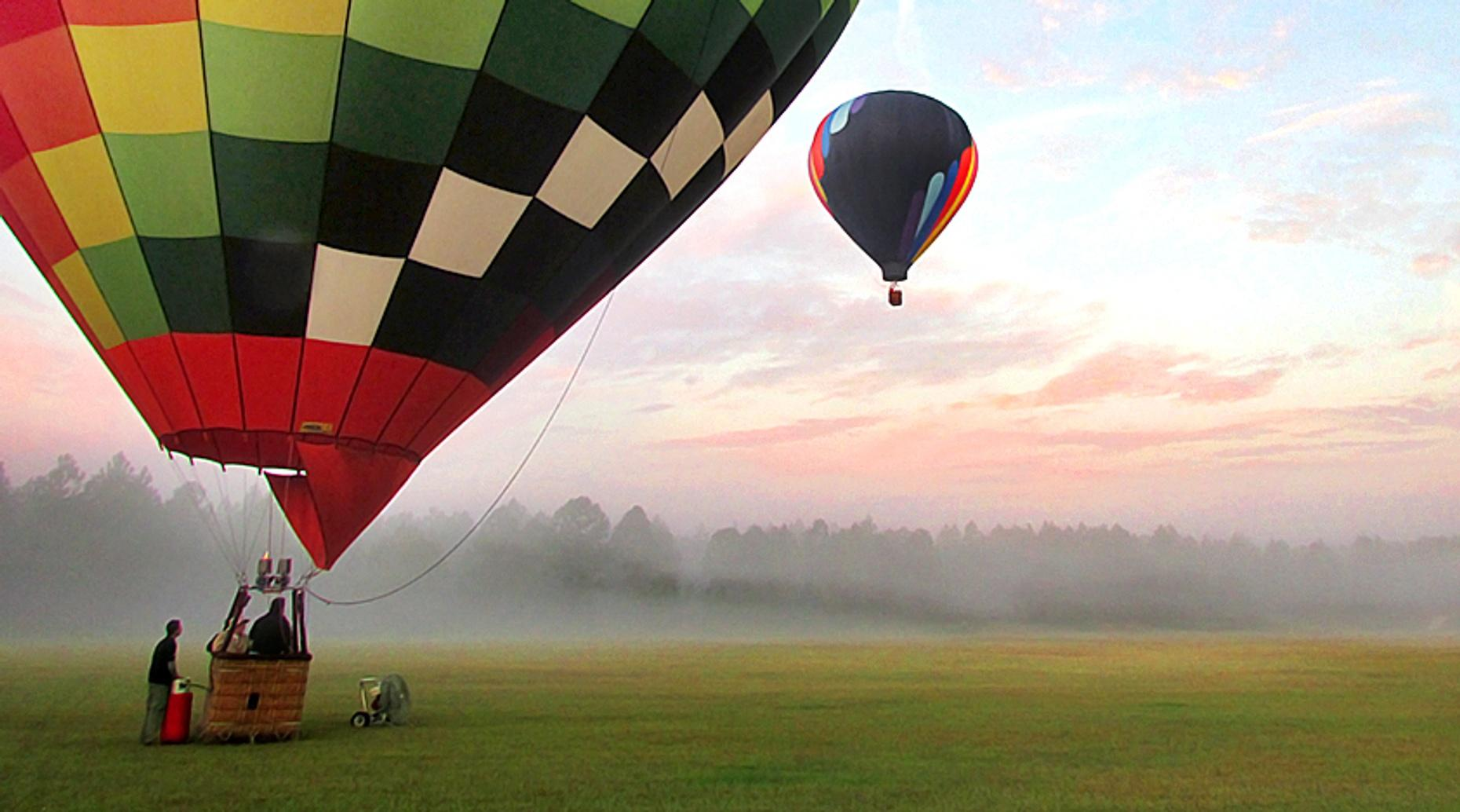 Central Florida Hot Air Balloon Private Flight