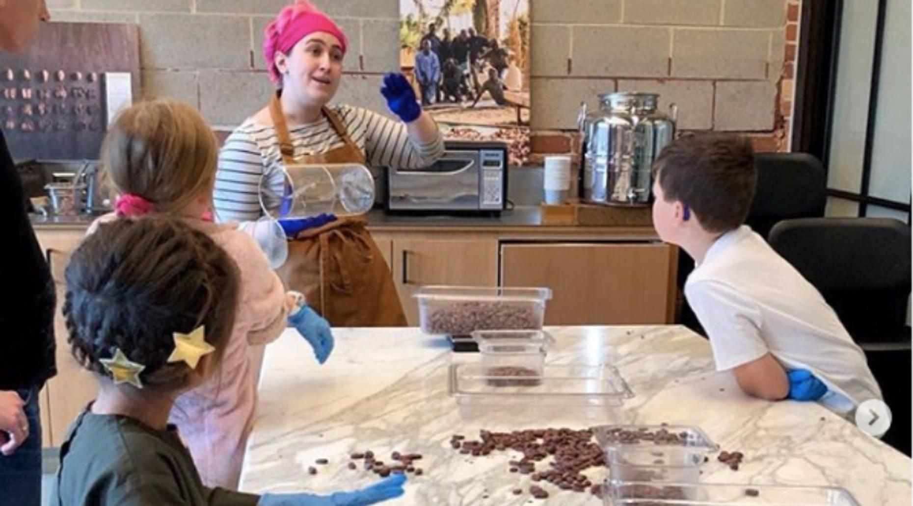 Kids 2-Hour Chocolate Workshop in San Francisco