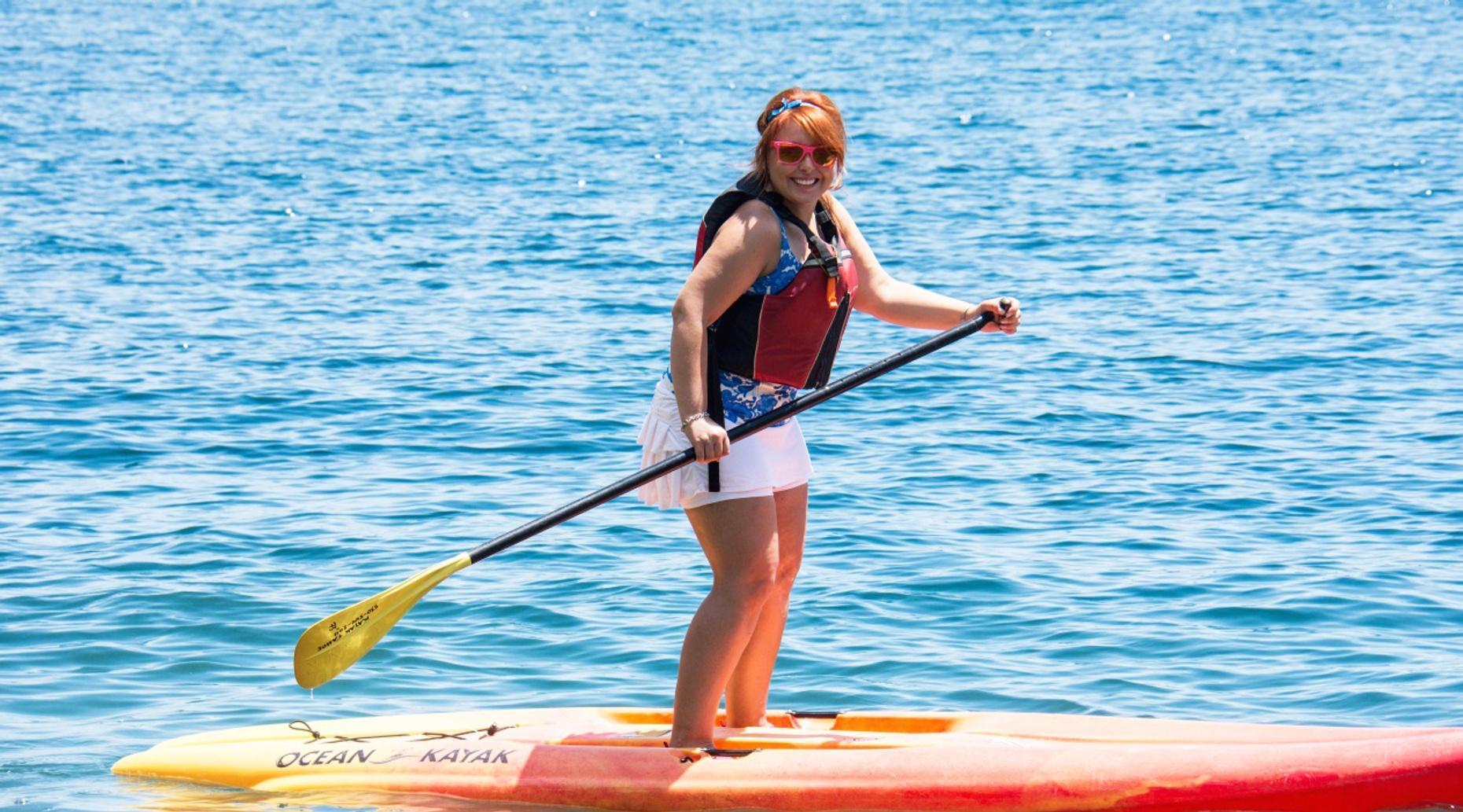Singer Island Sandbar Paddle Boarding Tour