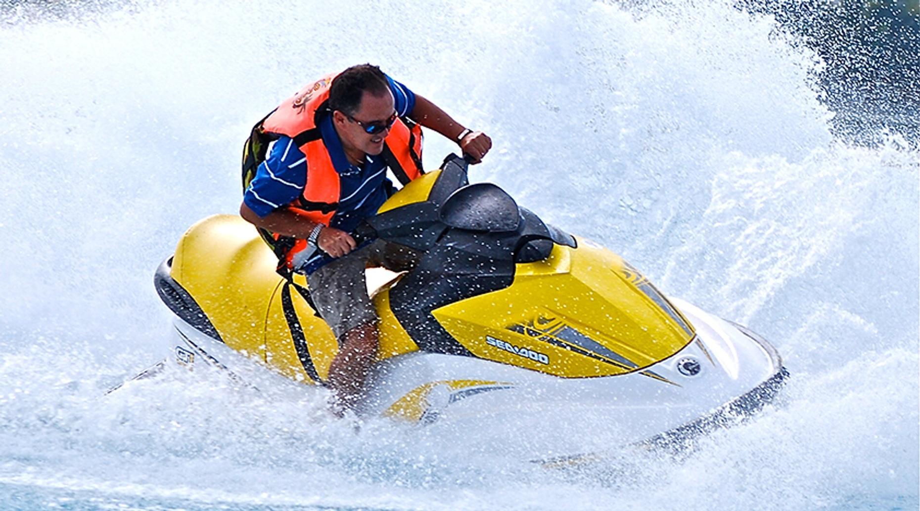 Caribbean Tube and Banana Ride