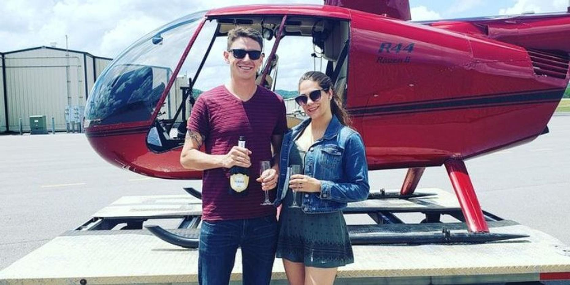 Helicopter Tour of Music City (20 mins)