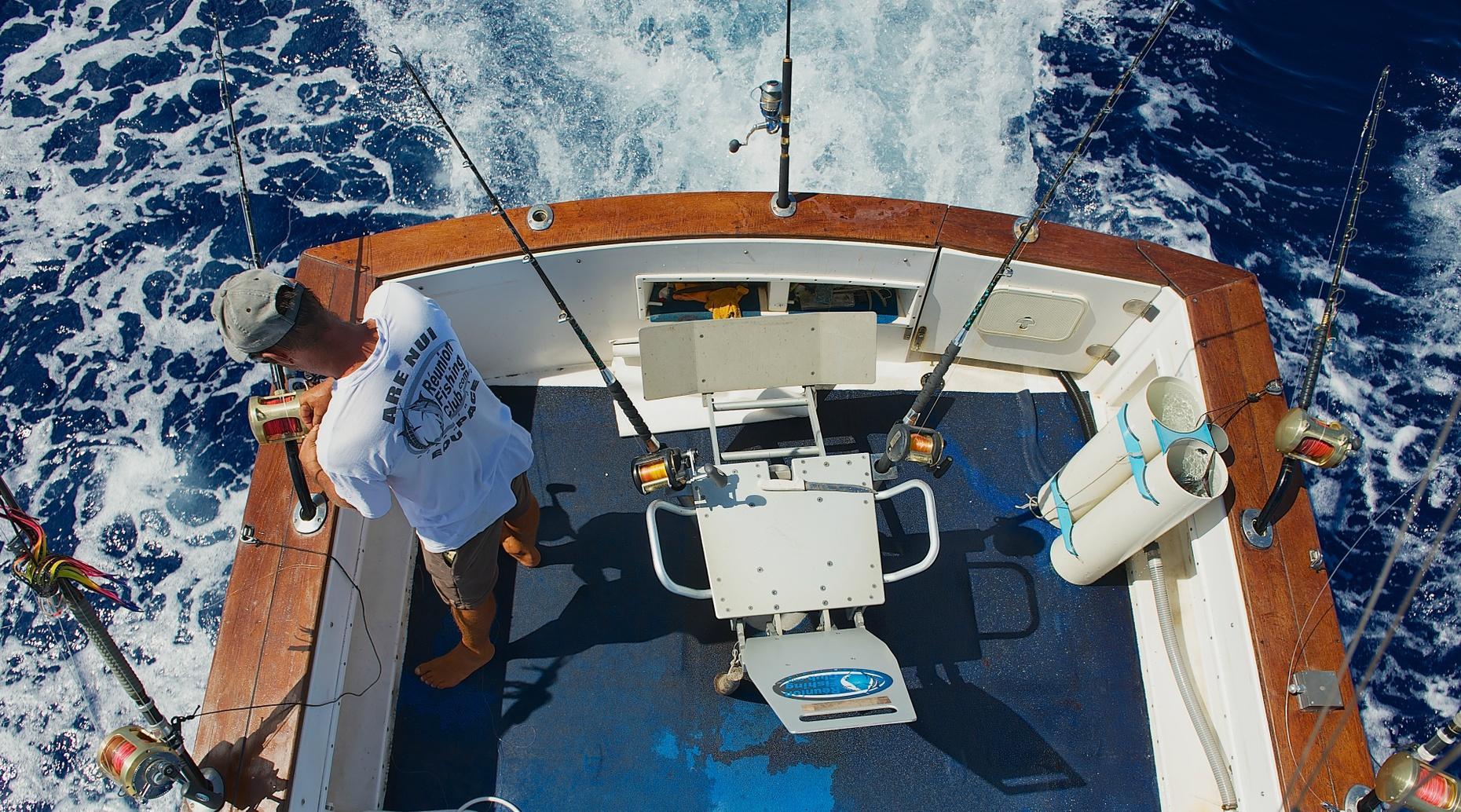 Eight-Hour Fishing Charter in Charleston