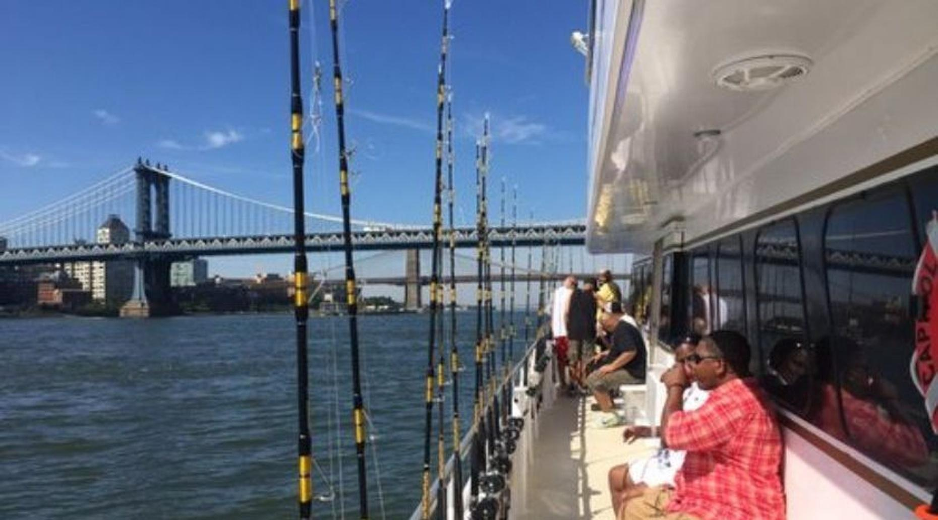 All Inclusive Mixed Bag Fishing Trip in New York