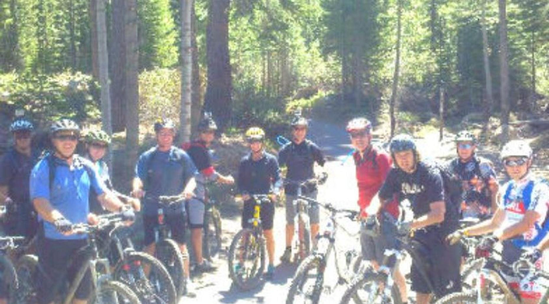 Shuttle Service to the Tahoe Truckee Super D Trail