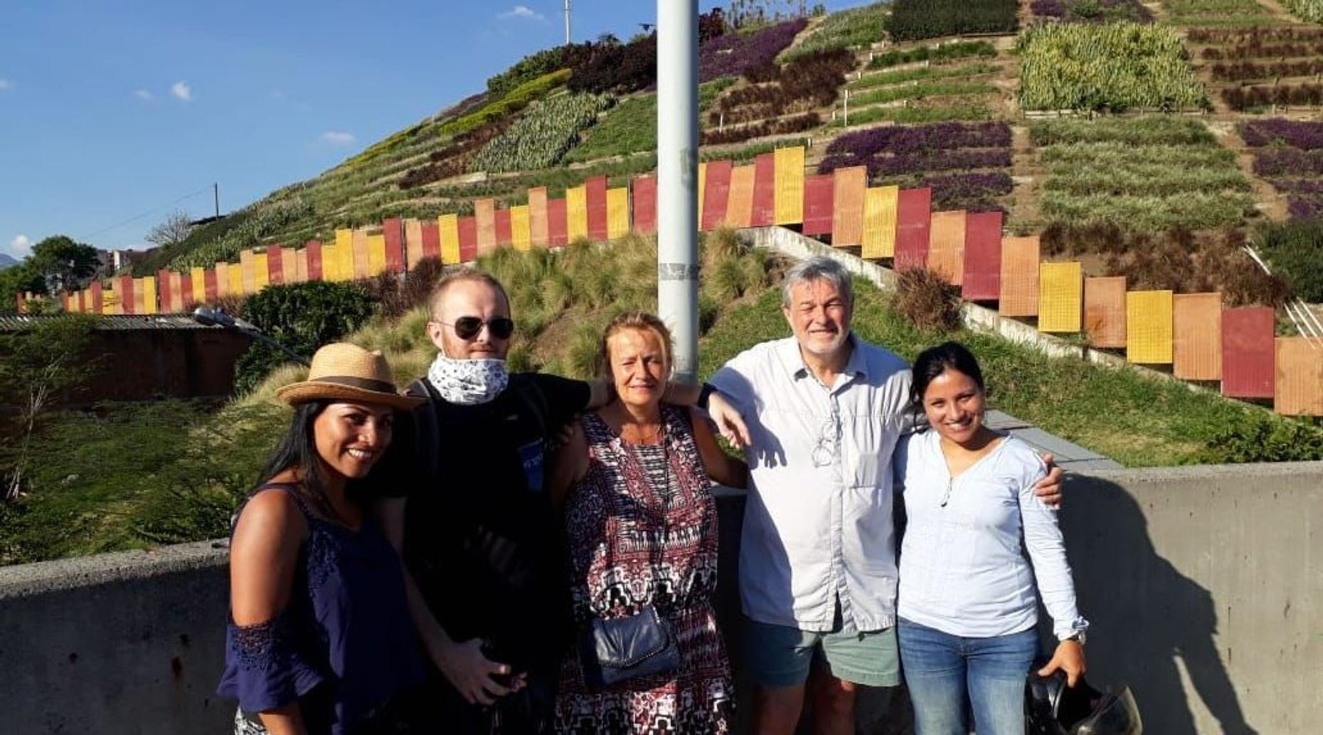 Moravia Walking Tour