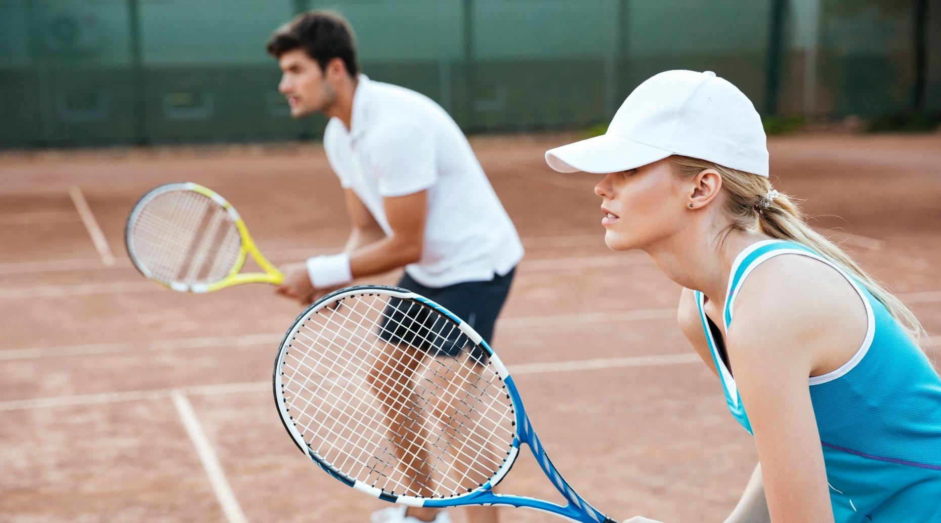 One-Hour Adult Tennis Clinic for Beginners in Montauk