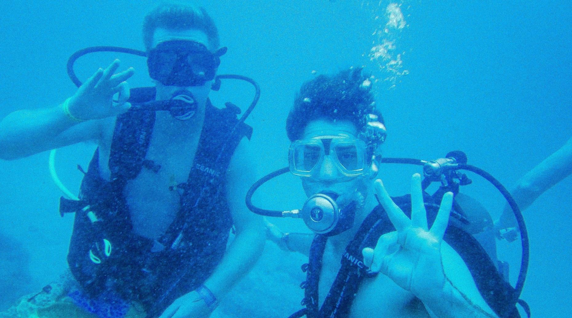 Marietas Islands Scuba Diving Adventure
