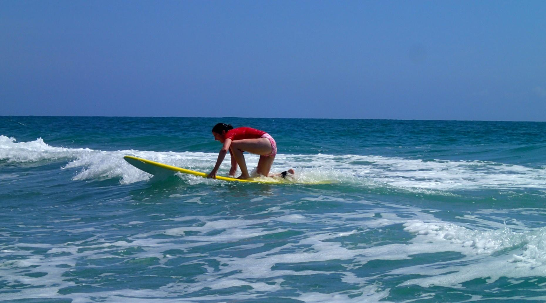 One-Hour Private Surf Lesson in Middletown