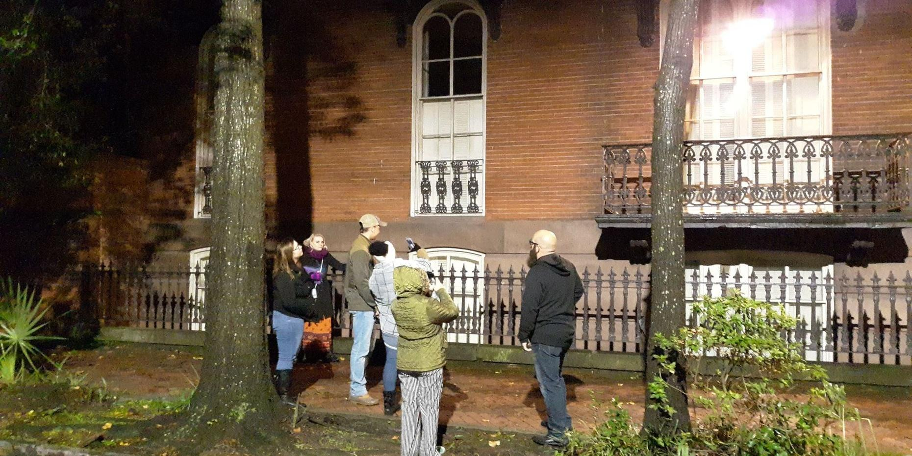 13 Ghosts Paranormal Sensitive Investigation Tour