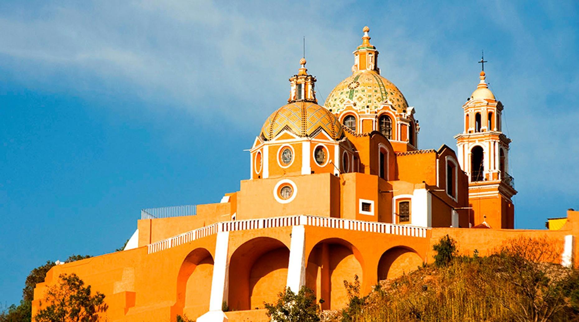 Mexico City Puebla and Cholula Tour