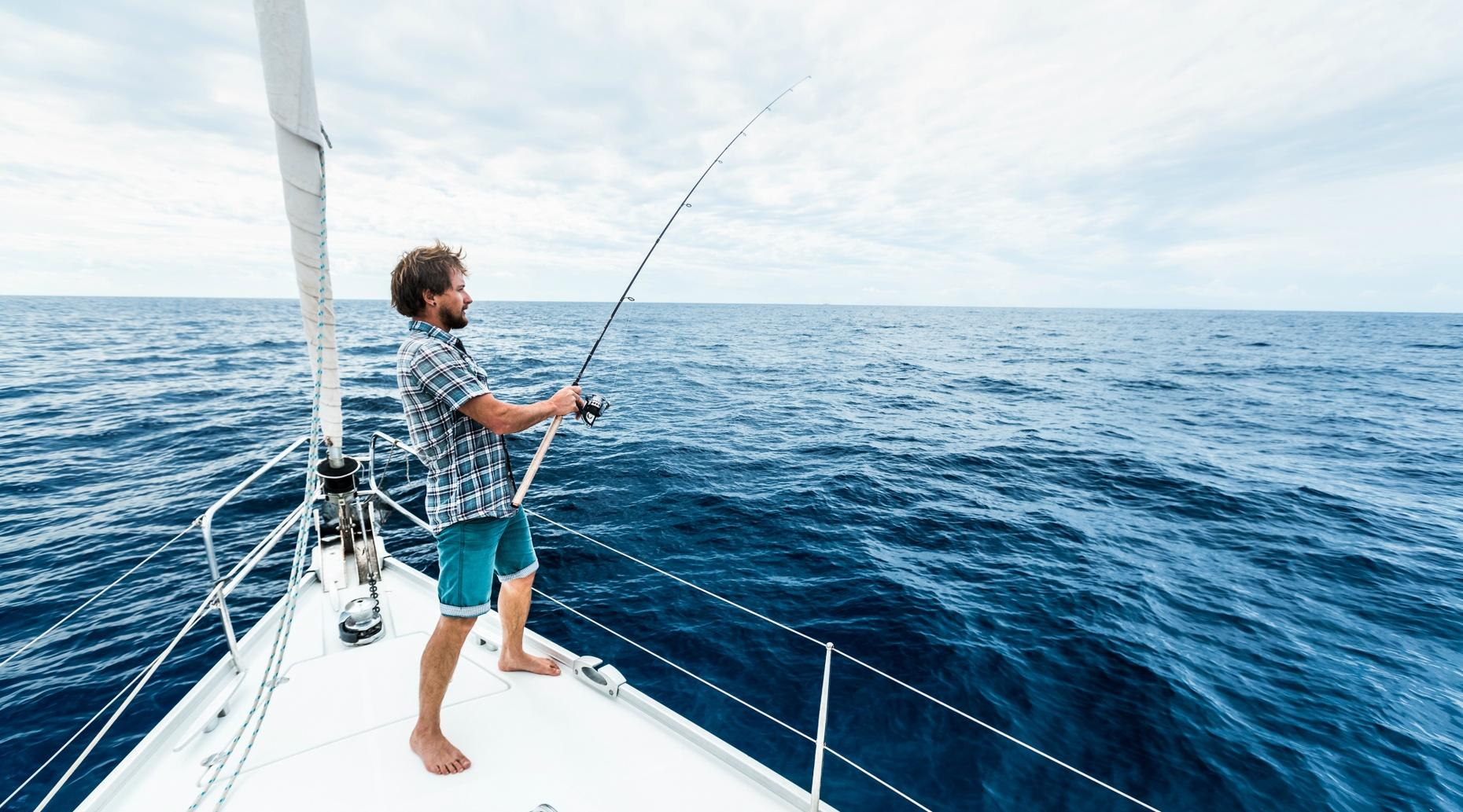 10-Hour Deep Sea Fishing Trip from Tampa Bay