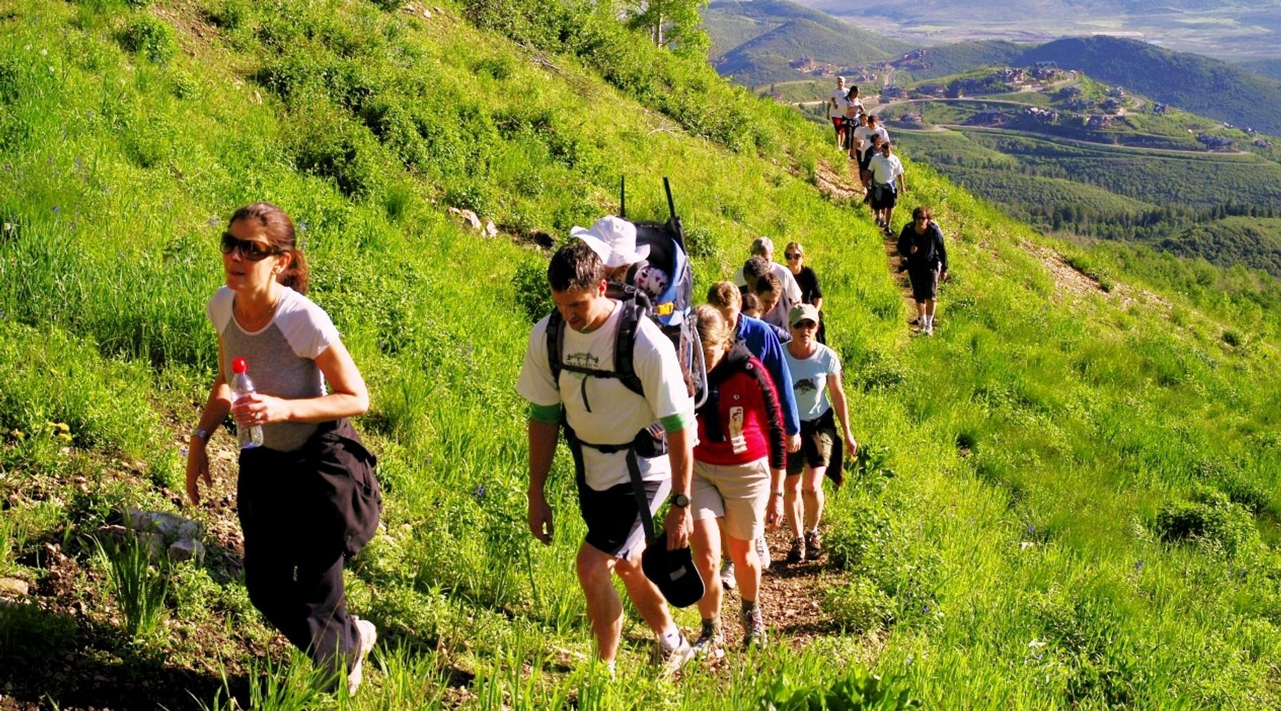 Cannabis Farm Tour and Hike in Rogue Valley