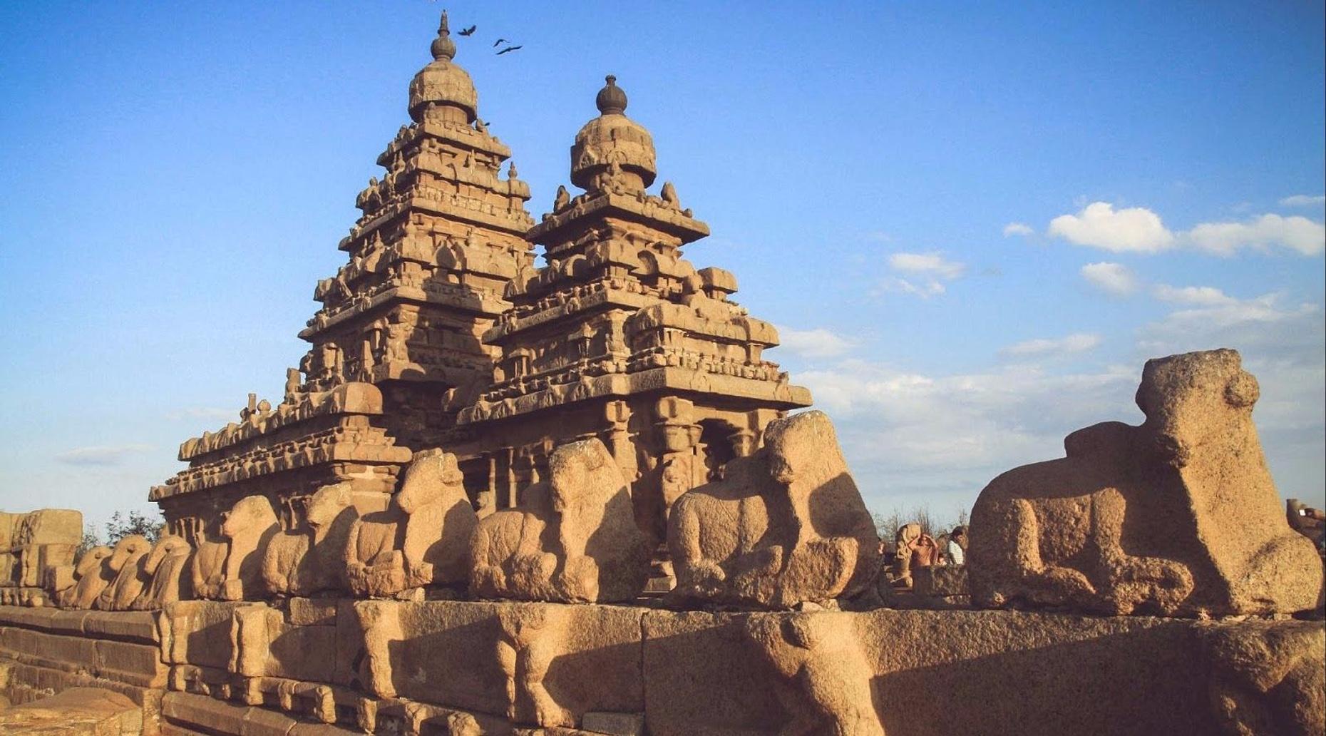 Full-Day Tour of Mahabalipuram from Chennai