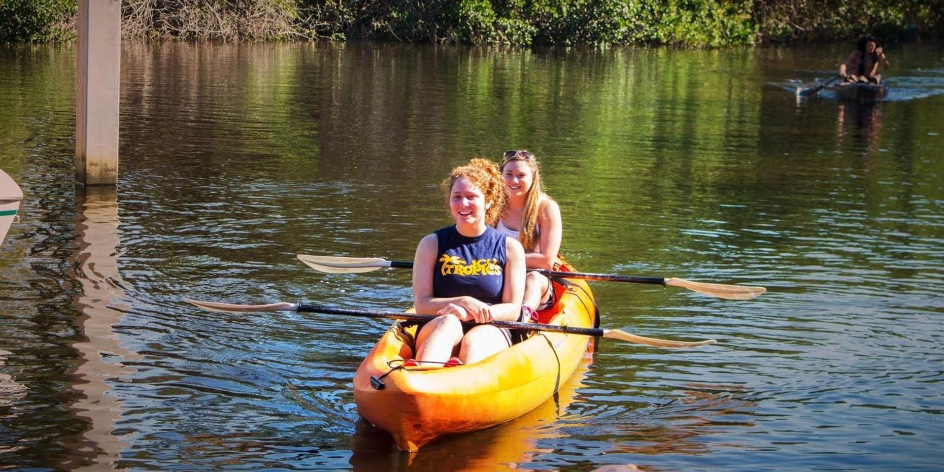 Kayak Rental in Naples