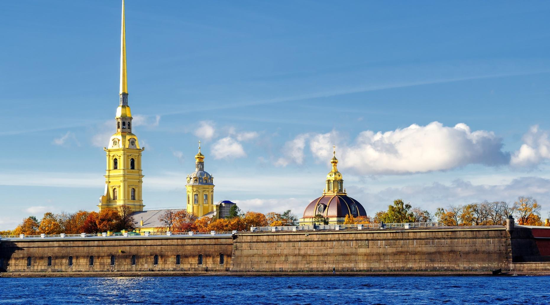 All-Inclusive Full Day Tour of St Petersburg