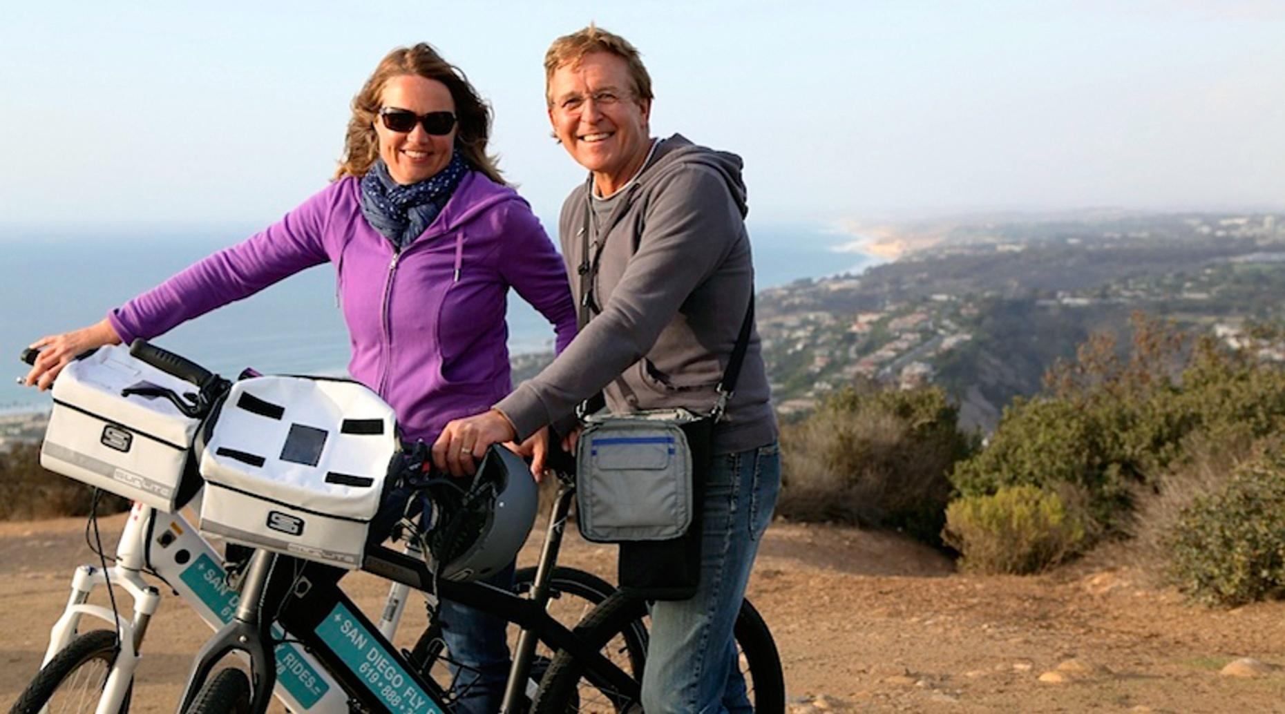 La Jolla Sunset Electric Bike Cruise