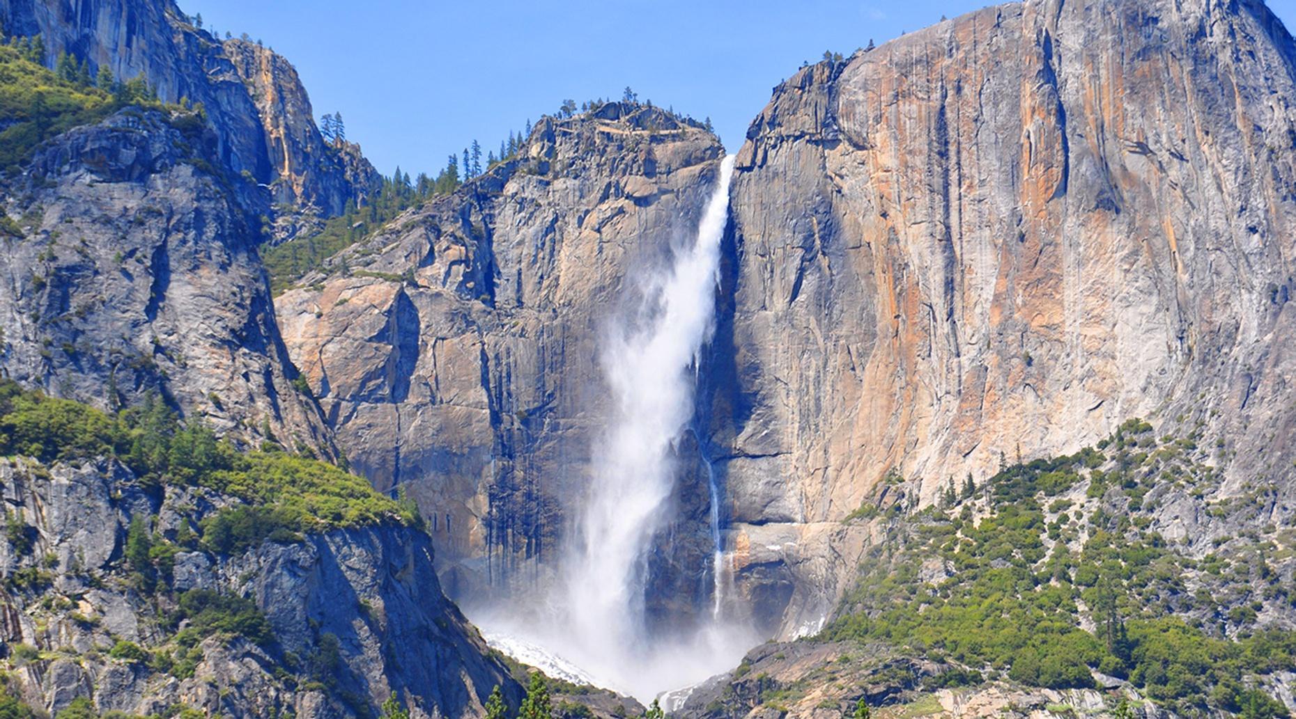 Private Driving Yosemite Tour